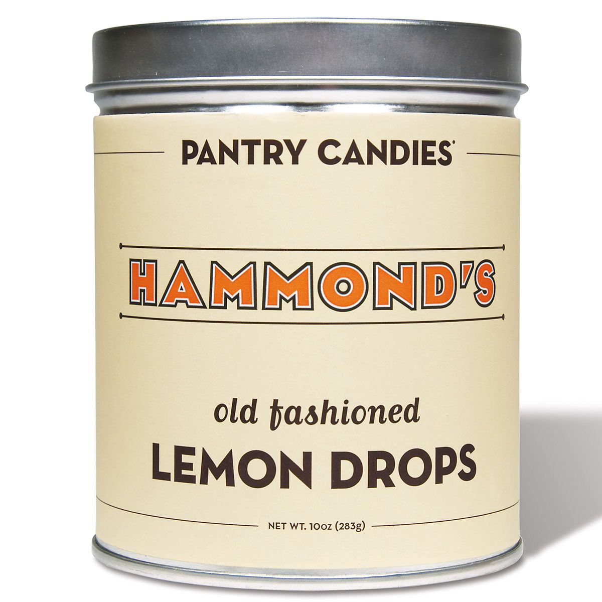 Hammond's Old Fashioned Candy Drops - Lemon