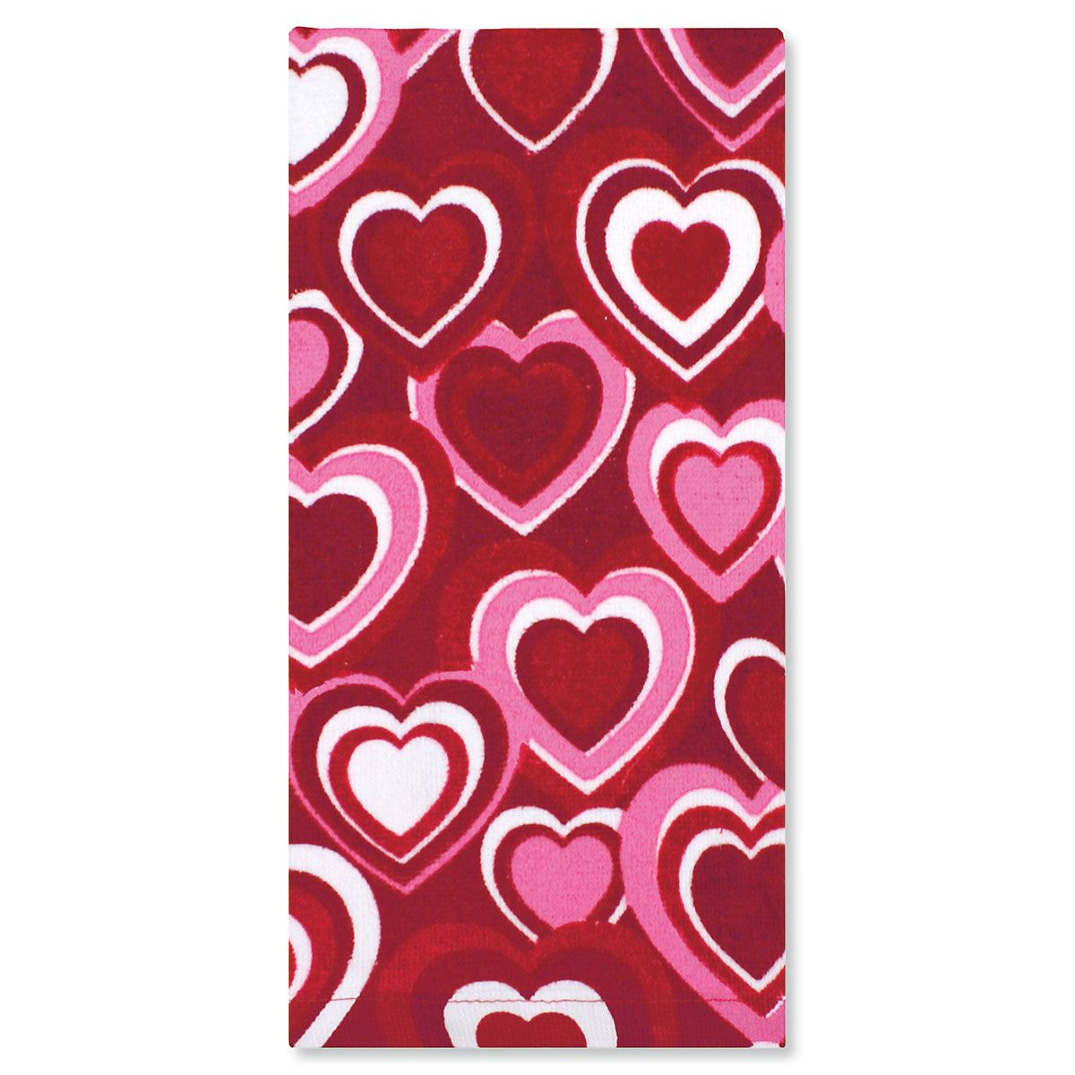 Valentine Kitchen Towel - Heart Party