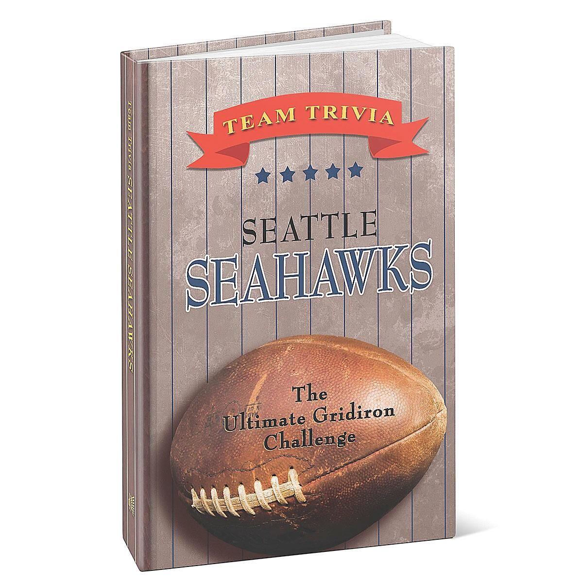 Seattle Seahawks NFL Team Trivia Book