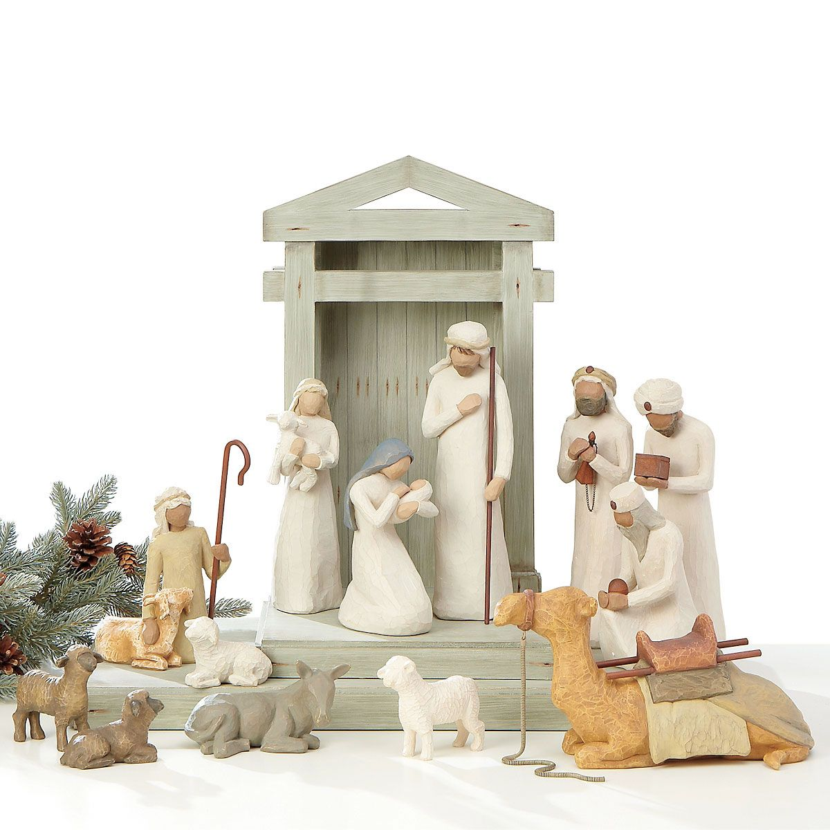 Nativity by Willow Tree® for Demdaco - Set of 14