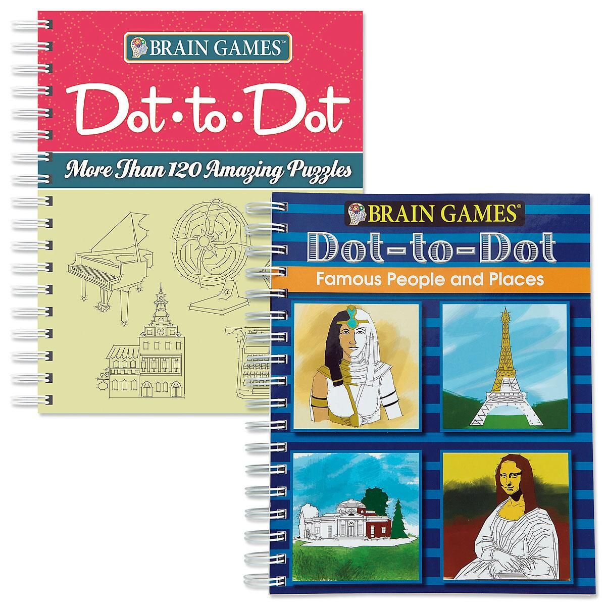 Dot to Dot Books