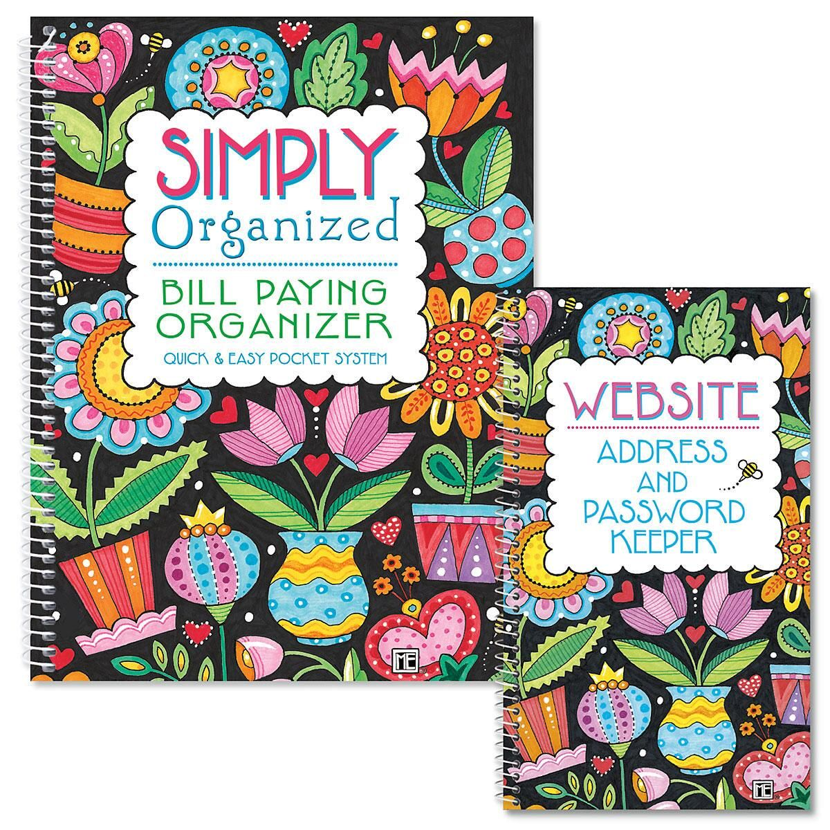 Mary Engelbreit® Organizer Books