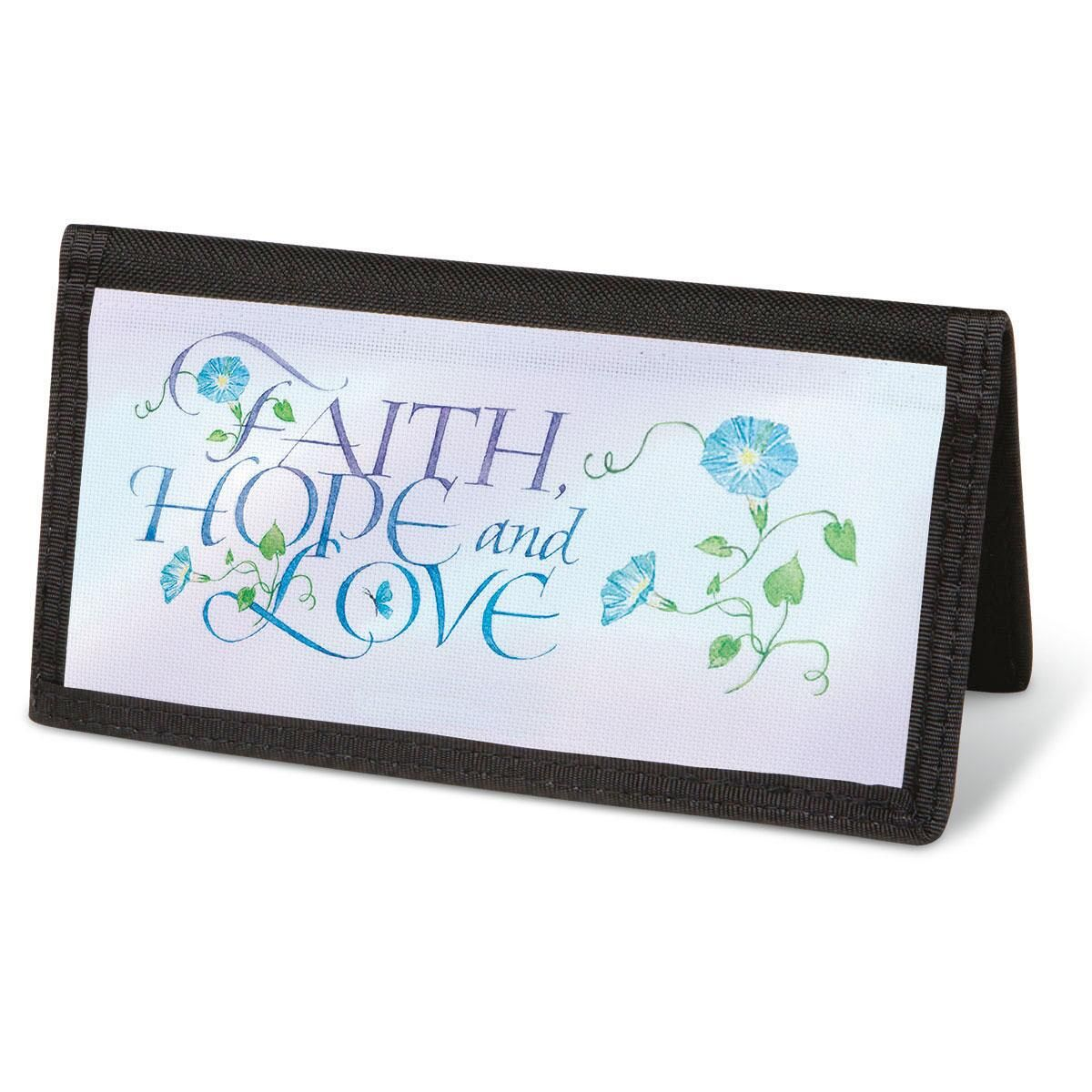 Expressions of Faith®  Checkbook Cover - Non-Personalized