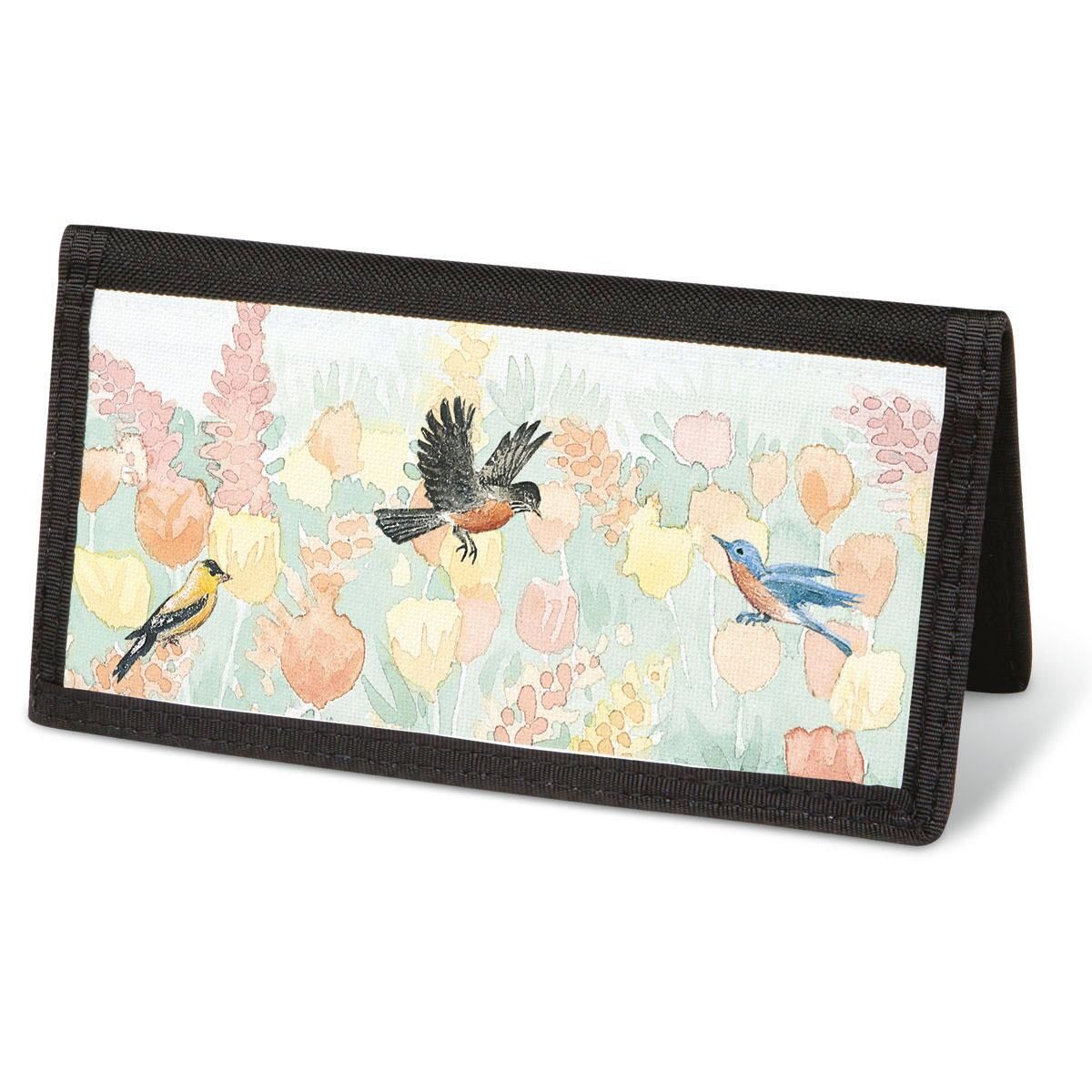 Wildbird  Checkbook Cover - Non-Personalized