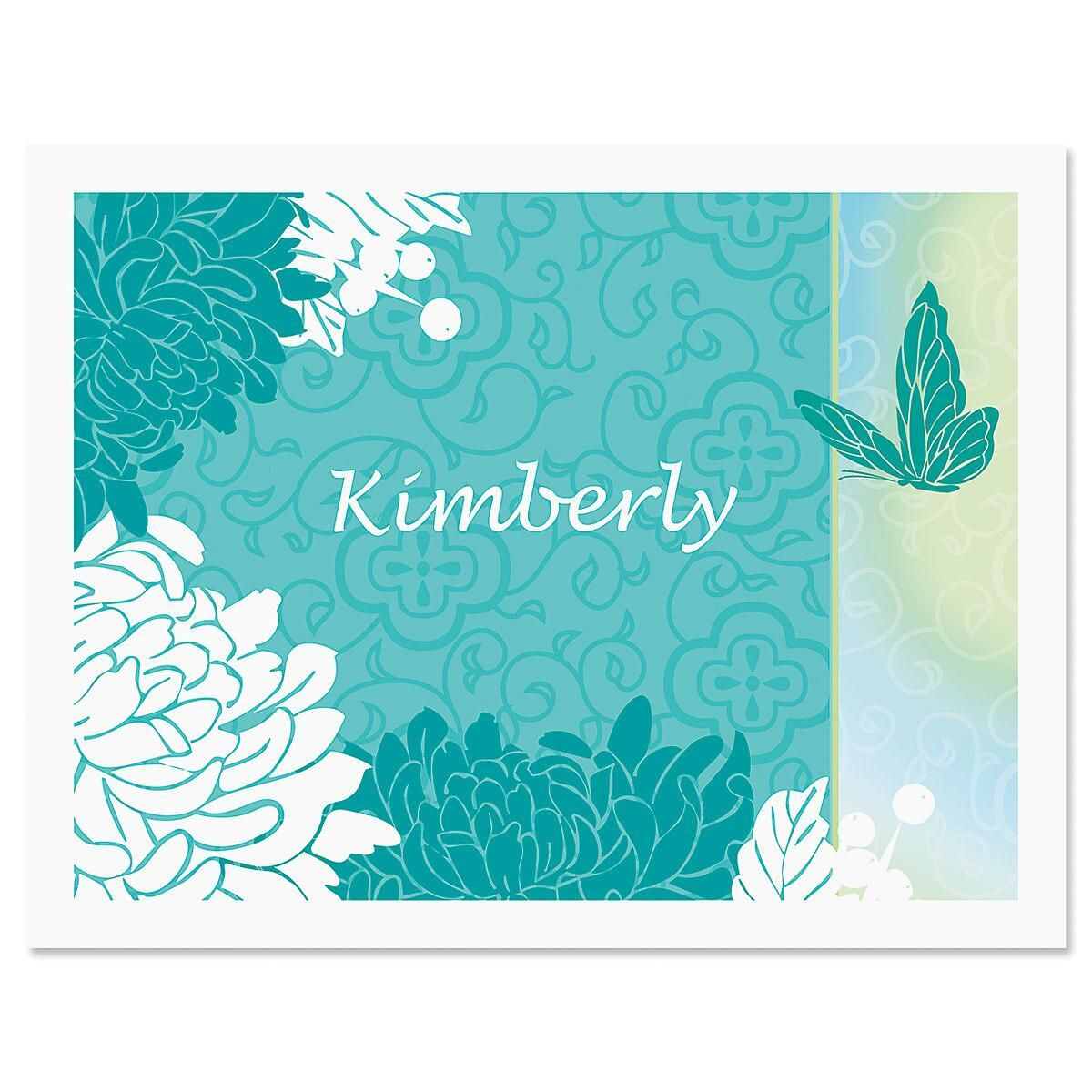Chrysanthemum Note Cards