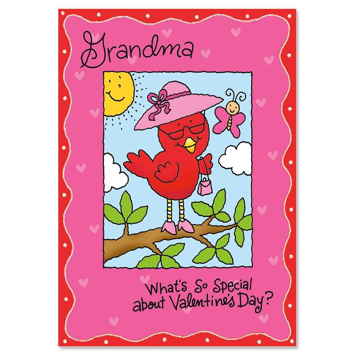 valentine cards for grandparents  current catalog