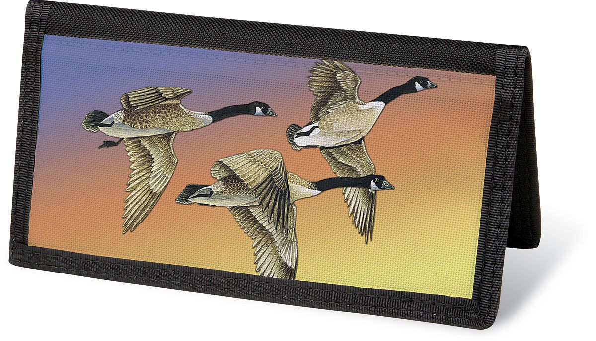 Wildlife Checkbook Cover - Non-Personalized