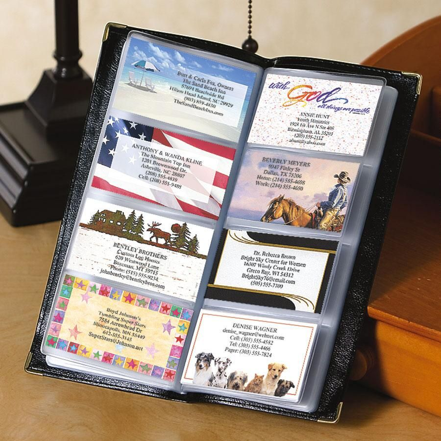 Business Card Organizer