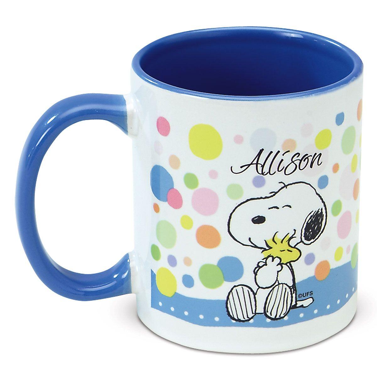 PEANUTS® Personalized Mug
