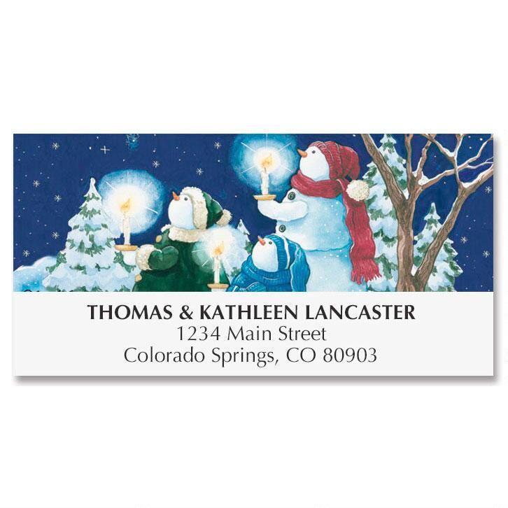 God's Love Christmas Deluxe Address Labels