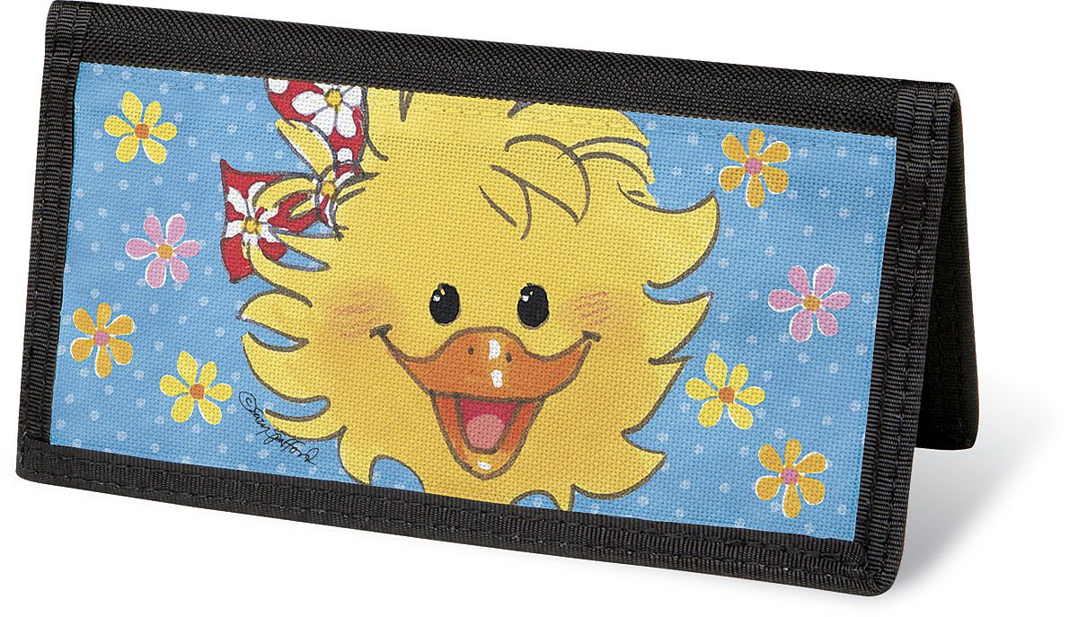 Suzy's Zoo  Checkbook Cover - Non-Personalized