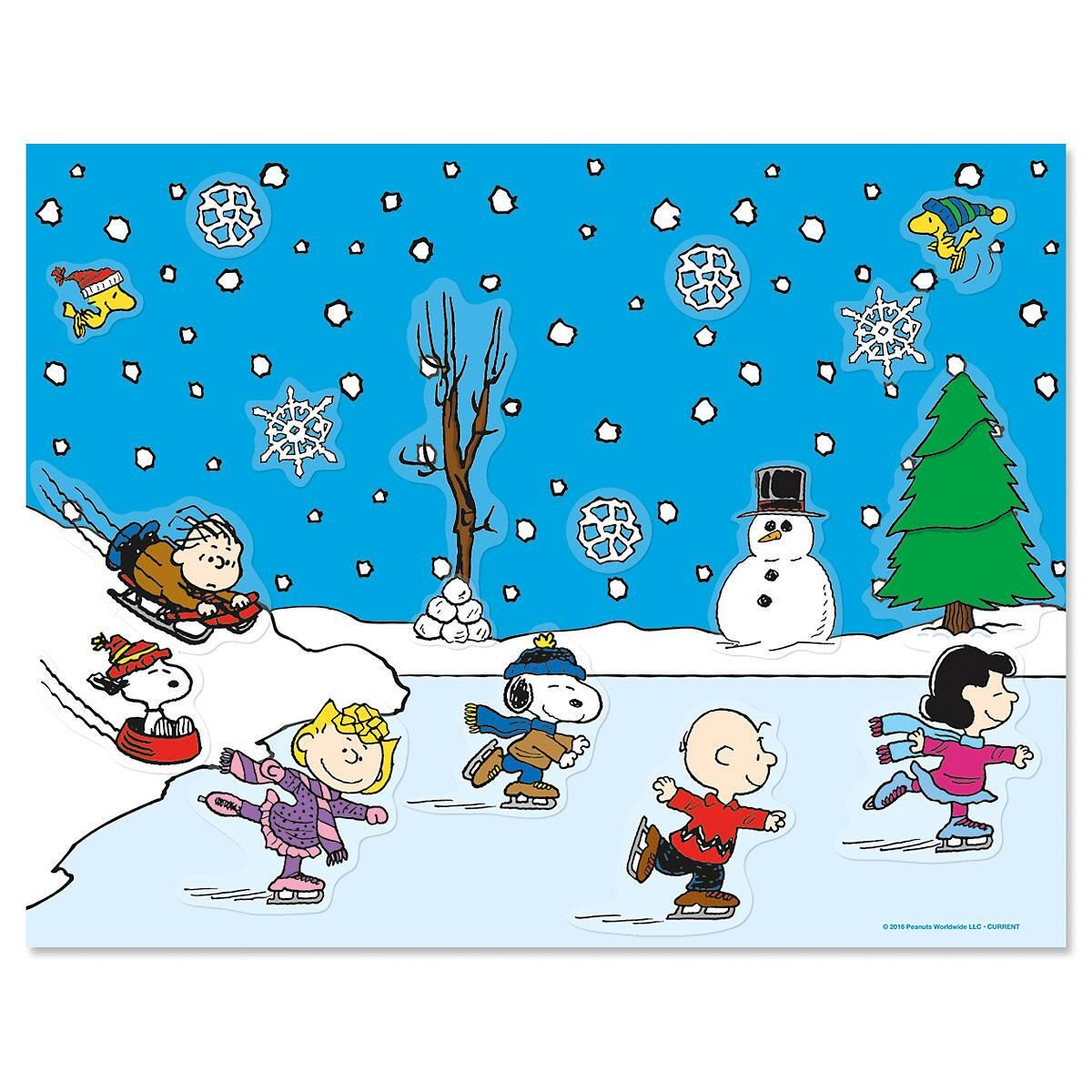 PEANUTS® Activity Sticker Scenes