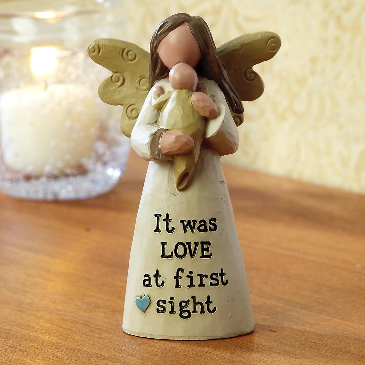 Love at First Sight Angel Figurine