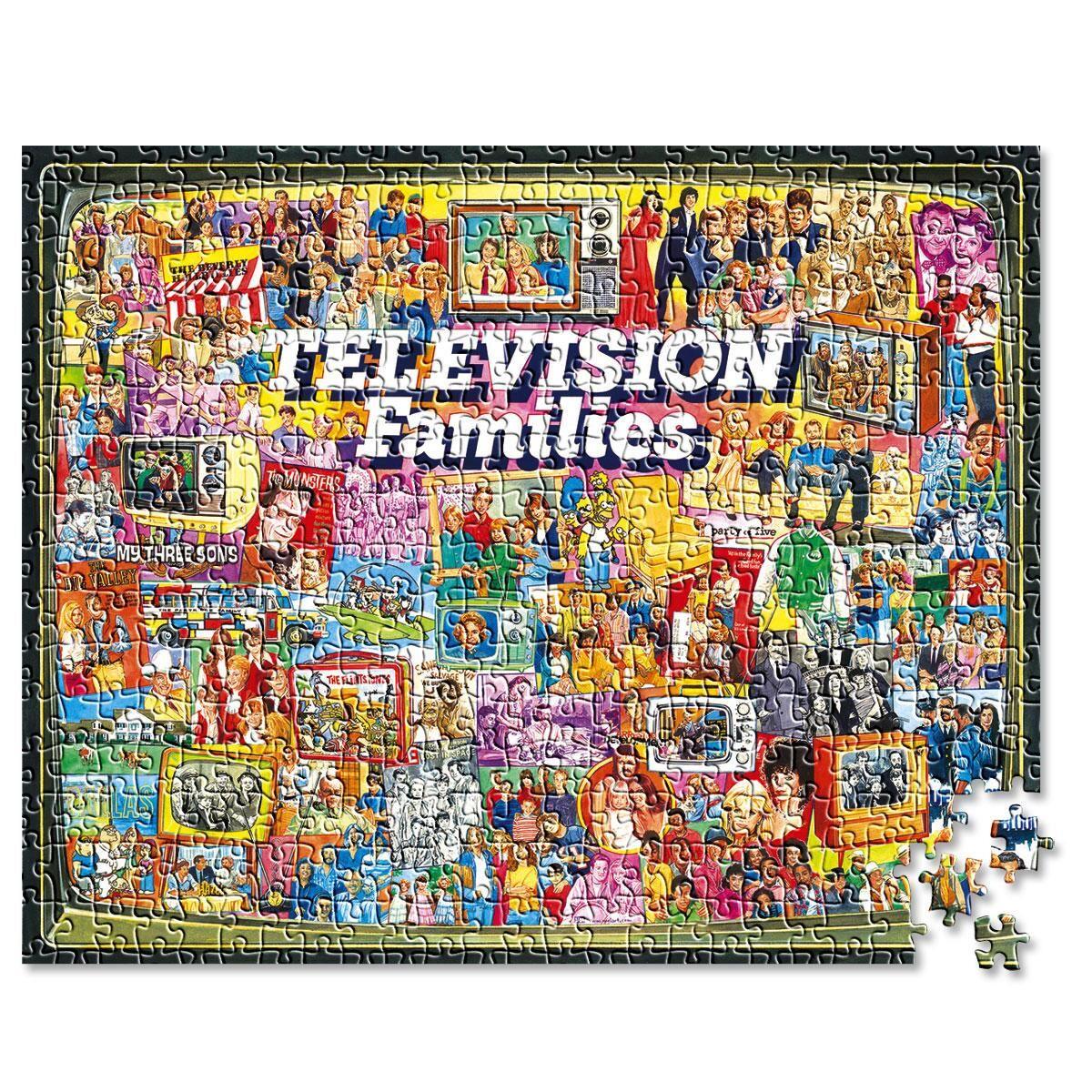 Television Families Puzzle