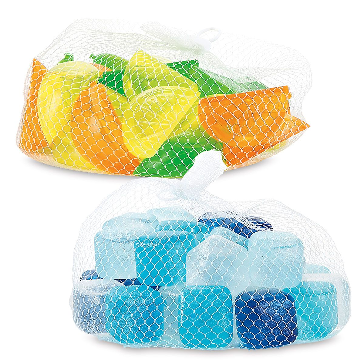 Reusable Ice Cubes or Slices