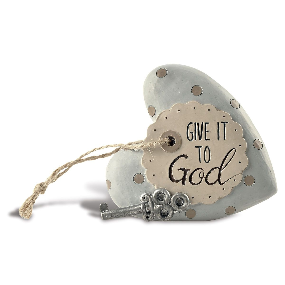 Give It to God Ornament