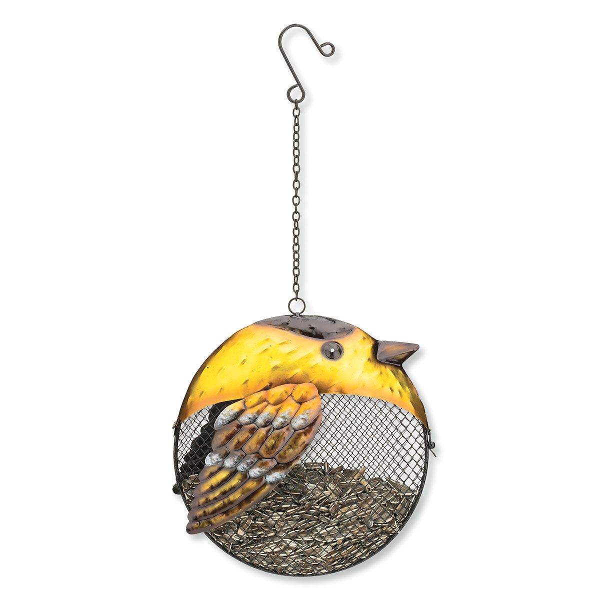 Fat Finch Bird Feeder