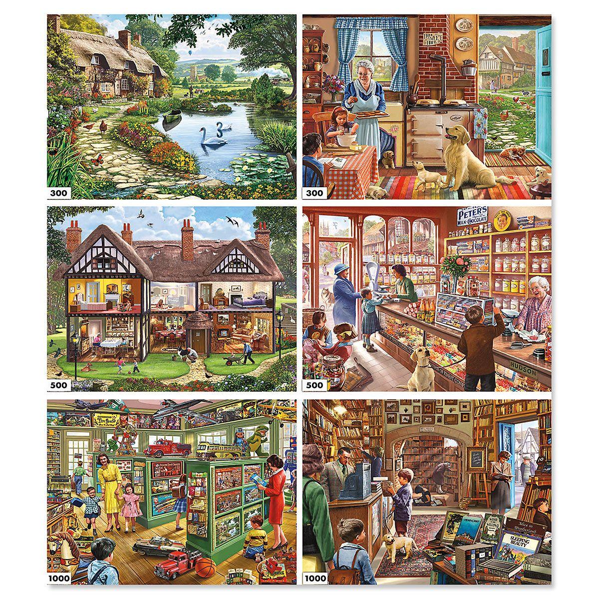 Steve Crisp Puzzles