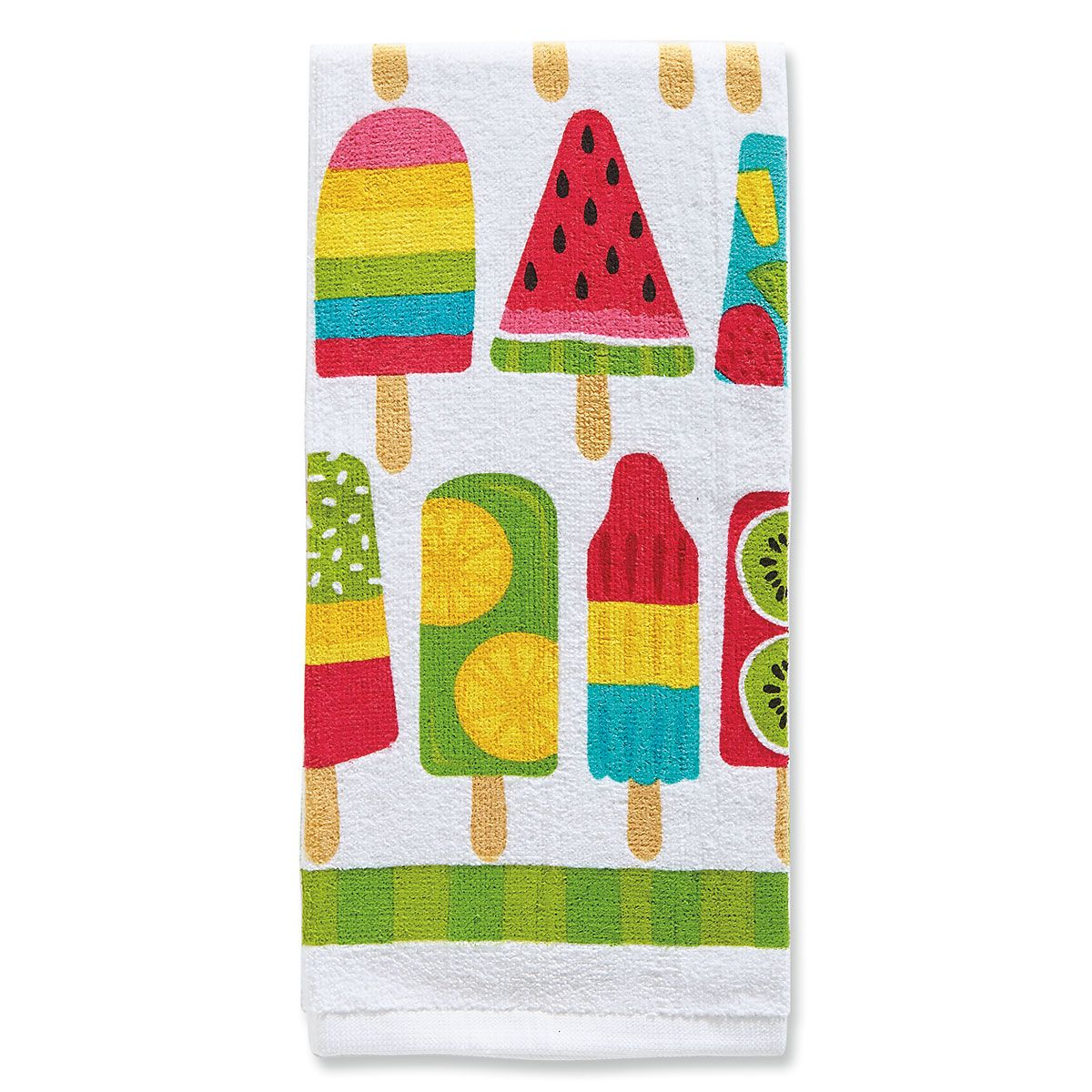 Popsicle Party Kitchen Towel