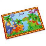 Kids' Dinosaur Place Mat