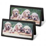 Puppy Love  Checkbook Covers