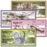 Cuddly Kittens Checks