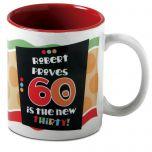 60th Birthday Milestone Mug