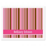 Stripes Note Cards