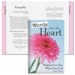 Words from the Heart Card-Writing Tips Booklet