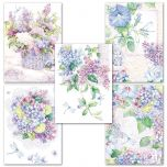 Hydrangea Birthday Cards
