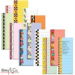 Mary Engelbreit® Seasonal Magnetic Shopping List Pads