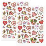 Mary Engelbreit® Valentine Stickers
