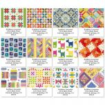 Quilt Select Address Labels  (12 designs)