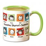 Grandparents Personalized Mug