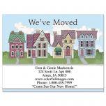 New Neighborhood New Address Postcards