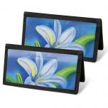 Floral Whispers Checkbook Covers