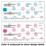Pastel Dots   Single Checks