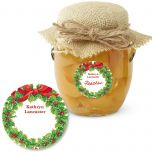 Personalized Christmas Goodie Labels