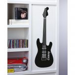 Vinyl Wall Guitar