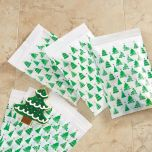 Christmas Tree Zip-Lock Bags
