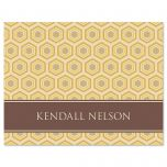 Hexed Note Cards