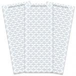 Quatrefoil Lined Shopping List Pads