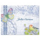 Exotic Prints Note Card