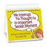 Senior Moments Laugh-a-Day Calendar