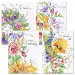 Sweet Rembrances Birthday Cards and Seals