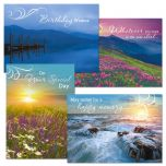 Naturescape Birthday Cards