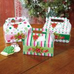 So Sweet Holiday Fun Treat Boxes