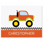 Monster Truck Note Cards