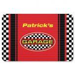 Garage Doormat