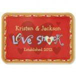 Love Shack Cutting Board